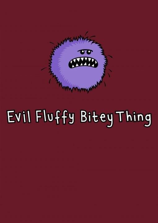evil fluffy bitey thing genki gear