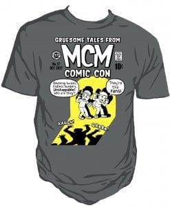 official mcm gruesome genki gear