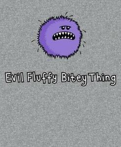 fluffy bitey kids