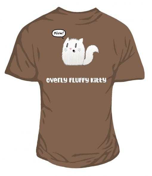 over;y fluffy womens