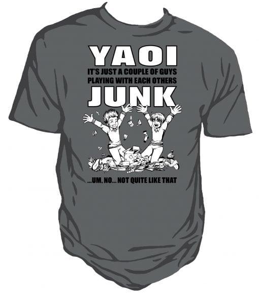 Yaoi Junk Unisex Japan Range