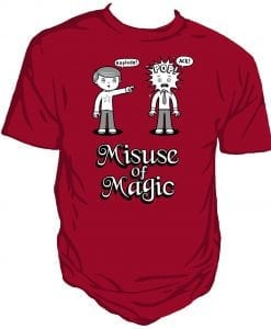misuse of magic