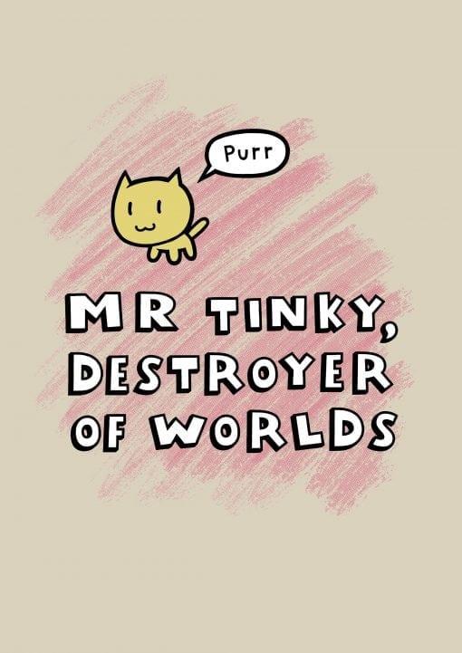 mr tinky genki gear
