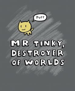 mr tinky original genki gear