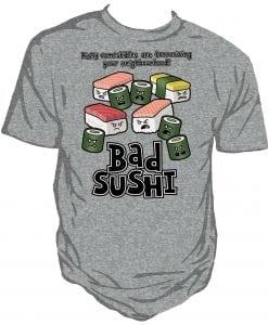 bad sushi genki gear