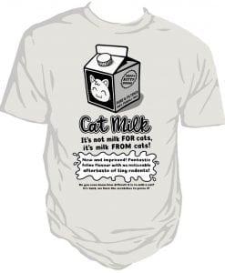 Cat Milk design