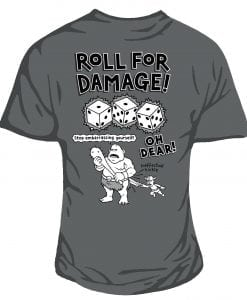 Roll for Damage