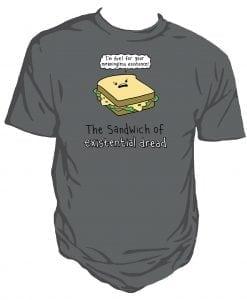 sandwich of dread