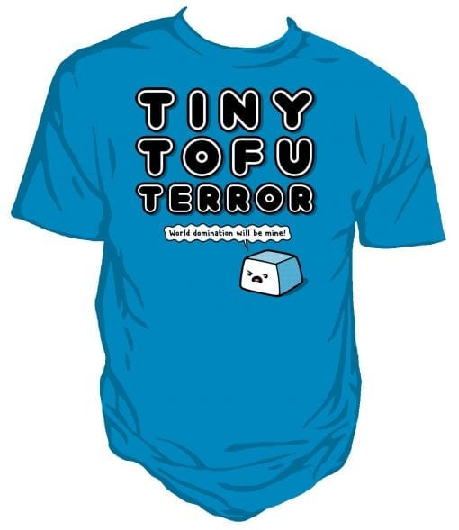 Tofu Terror Unisex T-shirt