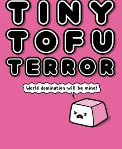 Tofu Terror Ladies T-shirt
