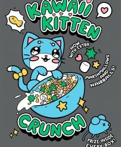 Kawaii Crunch cute original Genki Gear