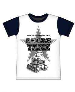 shark tank kids t-shirt