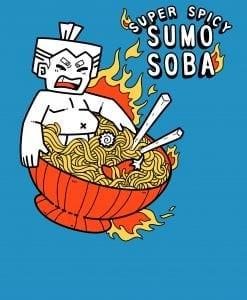 Spicy Soba Noodles Original design