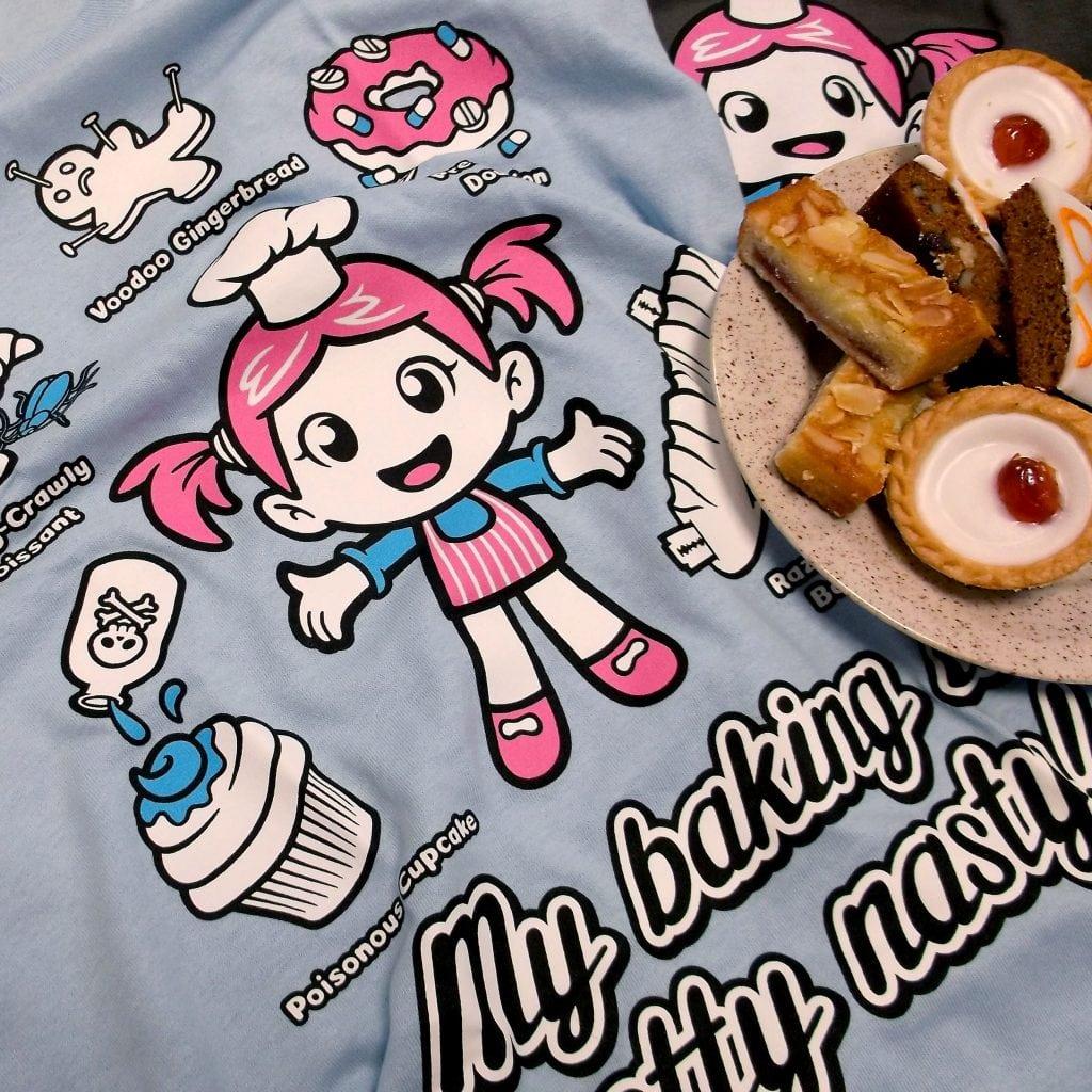 Bad baker celebration