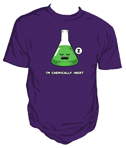 chemically inert science based
