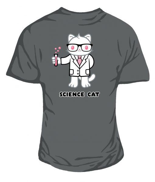 Science Cat Original Genki Gear