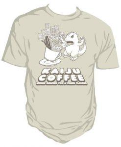 Kaiju coffee Unisex t-shirt