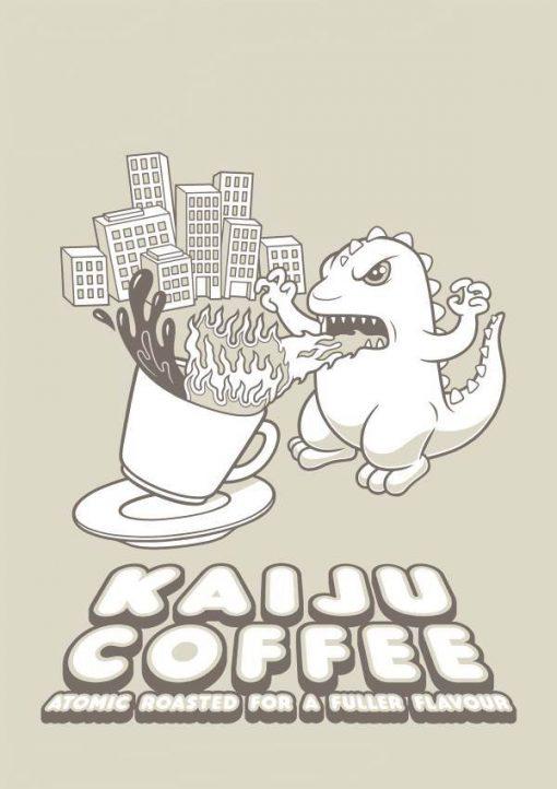 kaiju Coffee design image