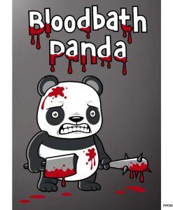 bloodbath panda Notebook