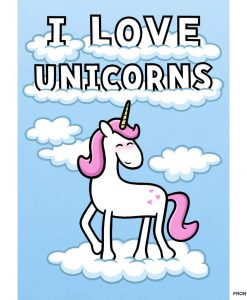 New Unicorn notebook