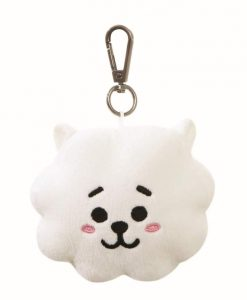 RJ official BT21 keyclip