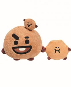 Shooky small official plush BT21