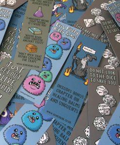 Bookmark set Genki Gear