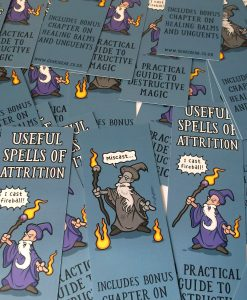spells of attrition Bookmark