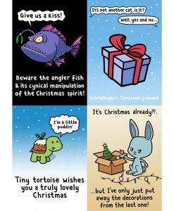 Christmas card new set