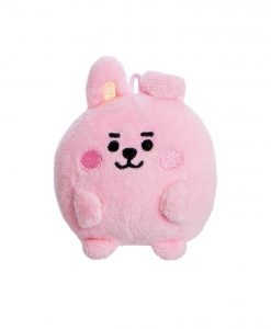 COOKY 3 inch PONG PONG official BT21 Plush